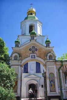 Свято-Воскресенский храм в Киеве