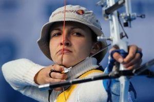 Вікторія Коваль - чемпіонка Європи зі стрільби з Лука, березень 2013