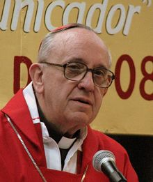 Хорхе Марио Бергольо возглавил католиков всего мира / Фото Aibdescalzo из Википедии