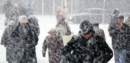 Снег Львов