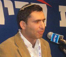 Зєев Елькін призначений заступником міністра закордонних справ Ізраїлю.