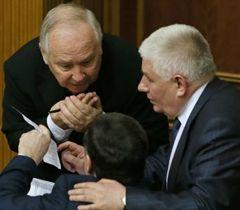 Владимир Рыбак, Адам Мартынюк и Михаил Чечетов