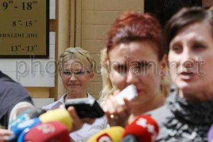 Фролова говорит, что ее повысили не из-за дел Тимошенко