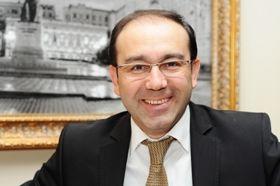 Глава Turkish Airlines Мустафа Йилмаз (фото Анны Наконечной)