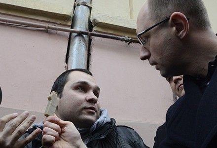 За слежку за Яценюком требуют наказать главу МВД / Фото Батькивщины