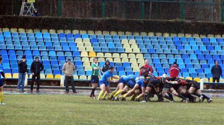 Україна - Польща,Кубок Європи, матч 4-го туру 30.03.13, Гдиня  12:13