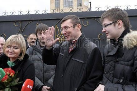 Lutsenko release is not enough for signing Association Agreement - EU