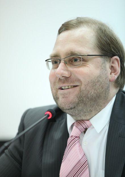 Керівник проекту з надання технічної допомоги GGF Марк Лутц