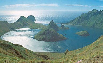 Угроза цунами была объявлена для Сахалина и Курильских островов
