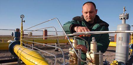 Украина проведет тестовые поставки реверсного газа из Словакии
