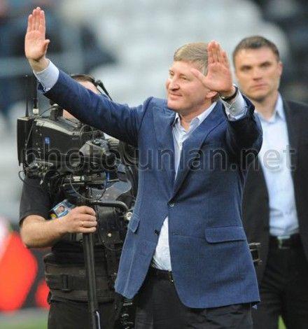 Ахметов - единственный представитель Украины в списке
