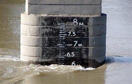 В Украине достигнуты самые высокие показатели уровня воды в реках / Фото: mukachevo.net