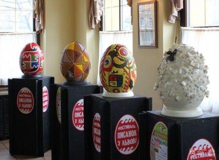 Львовяне и гости города смогут посетить пасхальную выставку до 12 мая / Фото: 20minut.ua