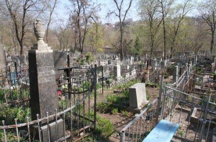 Cemetery / Photo from Segodnya