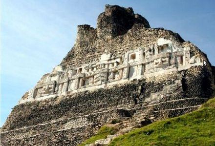 Пирамида майя было более 2 тысяч лет / Фото: foxnews