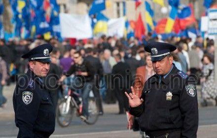 Безопасность в Киеве во время акций обеспечат 4 тысячи милиционеров