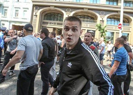 Титушко сменил адвоката/ Фото : Влада Соделя
