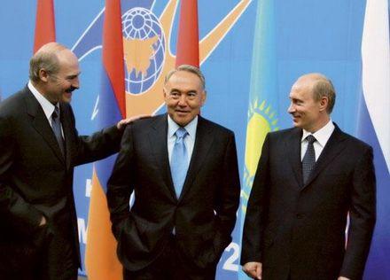Президенты таможенного союза обсудят присоединение Армении и Киргизии