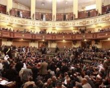 Верхняя палата парламента была наделена полномочиями Конституционной декларацией / Фото: fakty.ictv.ua