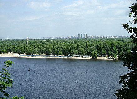 Труханов остров / Фото: mypleer.com