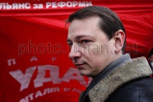 Андрей Странников УДАР