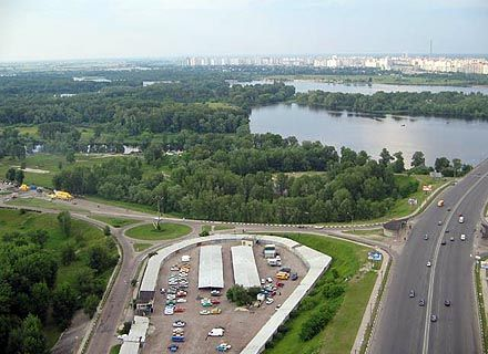 парк Дружбы народов / Фото: kiteforum.org.ua