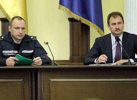 Попов / Фото: прес-служба КМДА