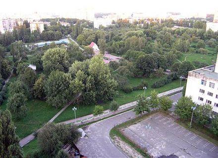 парк Орленок / Фото: wikimapia.org