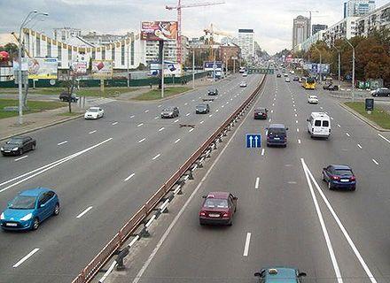 проспект Победы / Фото: golos.ua