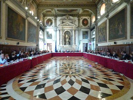 Венецианская комиссия / Фото: venice.coe.int