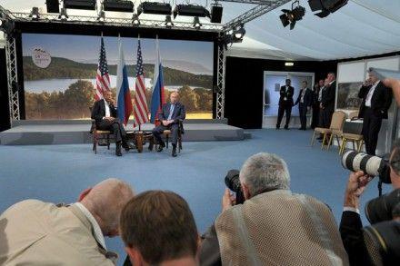 Обама может отменить уже запланированную встречу с Путиным / kremlin.ru