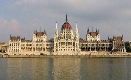 Парламент Венгрии / Фото: Dirk Beyer из Википедии