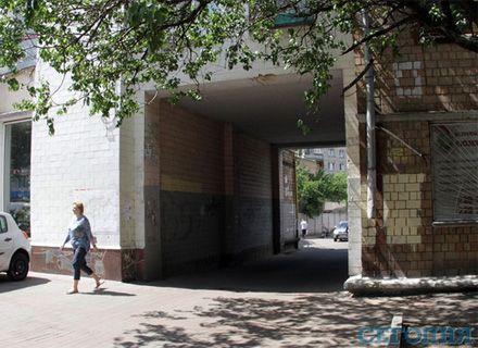 В  центре Киева двое неизвестных ограбили ювелирный магазин