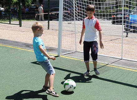 спорт дети / Фото: пресс-служба КГГА