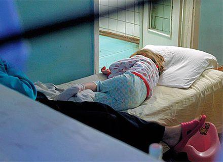 ребенок в больнице / Фото: zn.ua