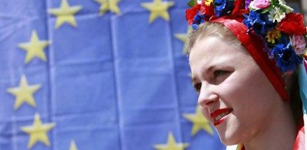Молодежь хочет интеграции в ЕС