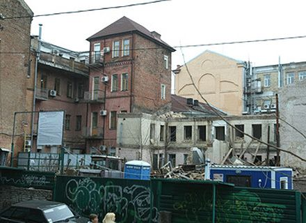Десятинный переулок / Фото: «Сегодня»