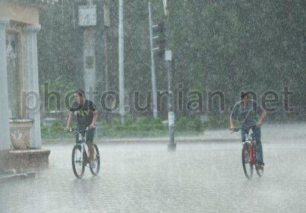 На Западе и Севере завтра будет идти дождь