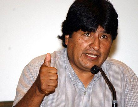Дипломатический скандал вокруг инцидента с Моралесом набирает обороты / Фото из Википедии
