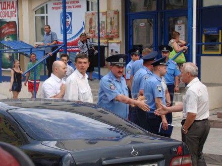 На месте преступления / Фото : 911sevastopol.org