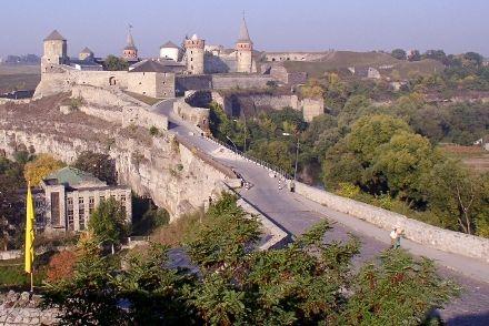 Замковый мост