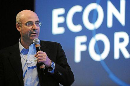 Браудер осудили заочно / Фото: World Economic Forum