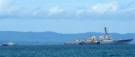 Два корабля, дислоцированных в ближневосточном регионе, переместились ближе к побережью Египта