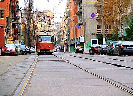 трамвай / Фото: gloss.ua
