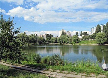 озеро Вера / Фото: kyiv.mns.gov.ua