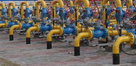 Украина увеличит закупки газа в Европе