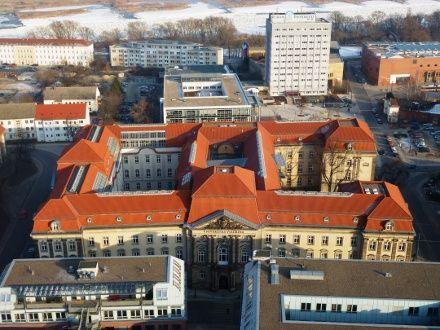 Европейский Университет Виадрина - один из старейших в Европе / Фото Википедия