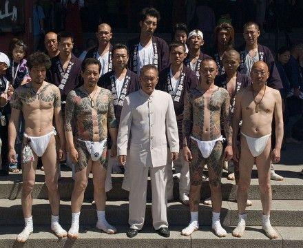Средний возраст членов якудзы — 50 лет / фото: elmimmo, flickr.com