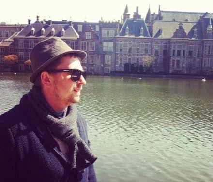 Шария задержали в Амстердаме / Фото з Facebook