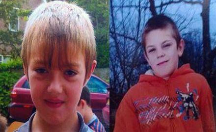 пропавшие мальчики / Фото: mvs.gov.ua